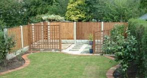 Aylwards of Crews Hill for fencing, timber, sheds and decking